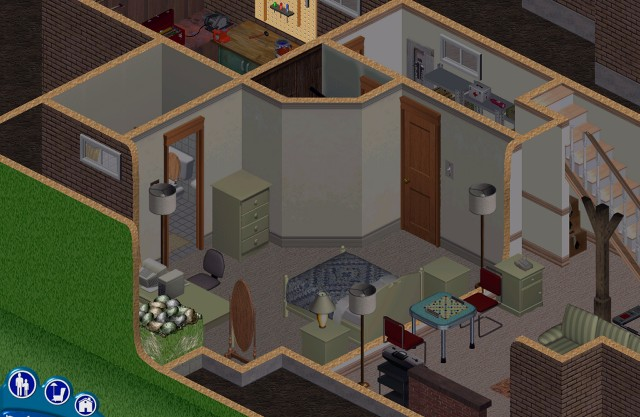 houses with basements